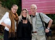 A fiatal régésznő, Sara Acconci, aki a karrierjét adta fel a boszniai ásatásokért