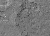 Paparazzifotó a Curiosityről