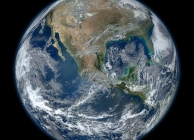 A legcsodálatosabb nagy felbontású kép, amely Földünkről készült