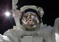 Űrhajós önarckép
