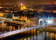 Karsay Károly - Budapest by night