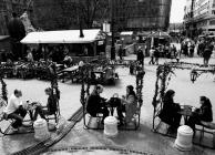 A Vörösmarty tér