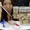 Papírral működő akkumulátor