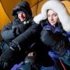 16 évesen az Antarktiszon
