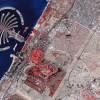 Dubaj növekedése az űrből is látszik
