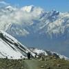 Végigsétálni a Himalája hegyláncain