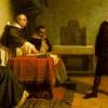 Galileót felszólították, hogy ismerje el tévedését