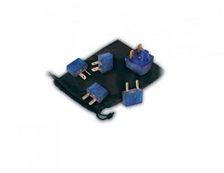 Travel Blue adapter készlet