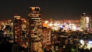 Nyüzsgő Tokió