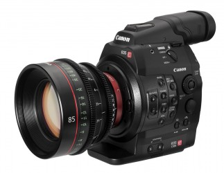 Canon EOS C300 digitális filmkamera