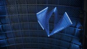 Origami repülő szerkezet