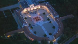 Lezárult a fertődi Esterházy-kastély rekonstrukciójának első üteme