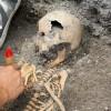 18. századi temetőt tárnak fel a Tihanyi-félszigeten