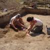 Több százezer lelet került elő az ókori Brigetio feltárása során