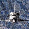 Space Shuttle mozaik
