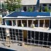 Harmadik helyen áll a magyar egyetemisták szolár háza
