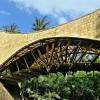 Bambuszhíd és Zöld Falu Balin