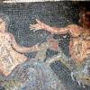 Római kori díszes mozaikpadlót tártak fel Görögországban