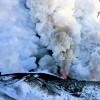 Négy robbanó vulkán 360 fokos panorámavideón