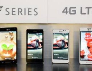 LG Optimus F sorozat