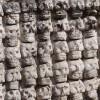 Titokzatos koponyasírt találtak Mexikóban