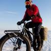 Biciklivel az Antarktiszra