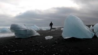 Futás Grönlandon keresztül