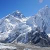 Jégmintákat vettek a Mount Everesten