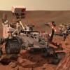 """""""Felgyorsult"""" a Curiosity marsjáró"""