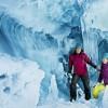 Mit rejt a Hintertux jégár mélye?