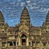 Óriási területen feküdt valaha Angkor, az ősi khmer város