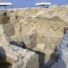 Veszélybe kerültek a Gázai-övezet régészeti feltárásai