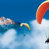 Siklóernyőzz az Alpok legszebb hegycsúcsai felett! (videókkal)