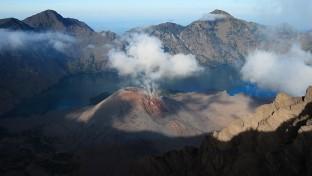 Rejtély: Indonéziába vezetnek egy 13. századi vulkánkitörés nyomai