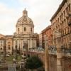 Újra látogatható a császárfórumok utcája Rómában