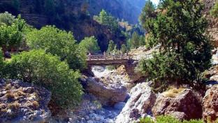 Szamaria: Európa vadregényes szurdokvölgye
