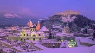 Különleges karácsonyi hangulat Salzburgban