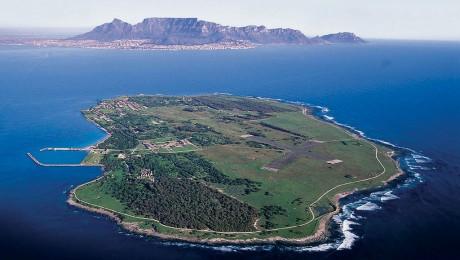 Híres börtönszigetek: Robben Island