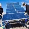 Kalifornia megduplázta napelemeit