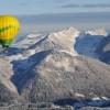 Szárnyak nélküli szárnyalás az Alpok felett