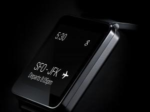 LG G Watch okosóra Android WearTM operációs rendszerrel