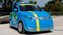 Elektromos autót fejlesztett a győri egyetem