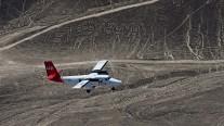 Újabb Nazca- vonalakat fedtek fel a nagy erejű szelek Peruban