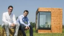 Nálunk épült a világ első vízháza