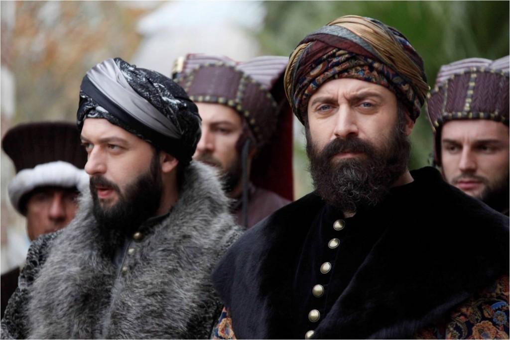 """Szulejmán napjainkban is """"sztár"""", többek között az életéről szóló és most vetített török TV sorozatnak köszönhetően."""